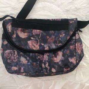 Lululemon festival bag in floral print